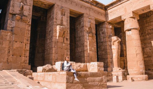 Egypte tempels