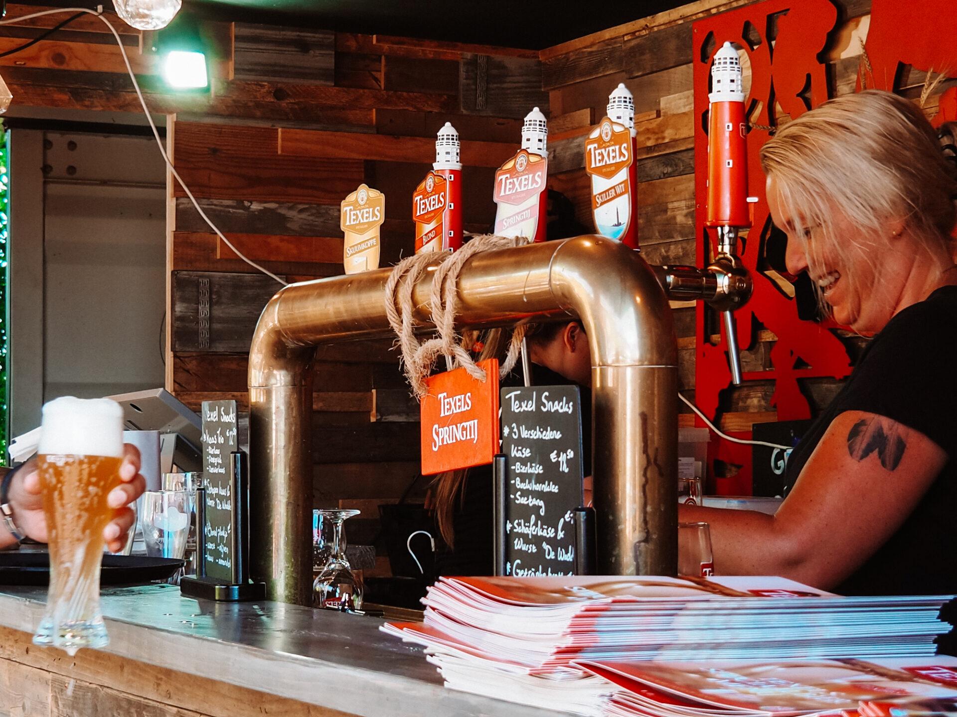 Bierbrouwerij Texels op Texel