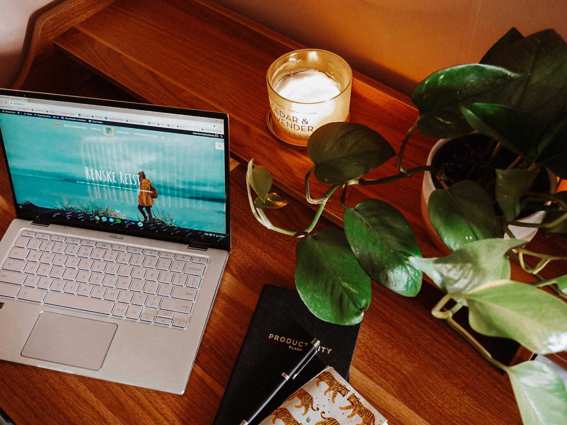Werken thuiswerken digital nomad remote werken